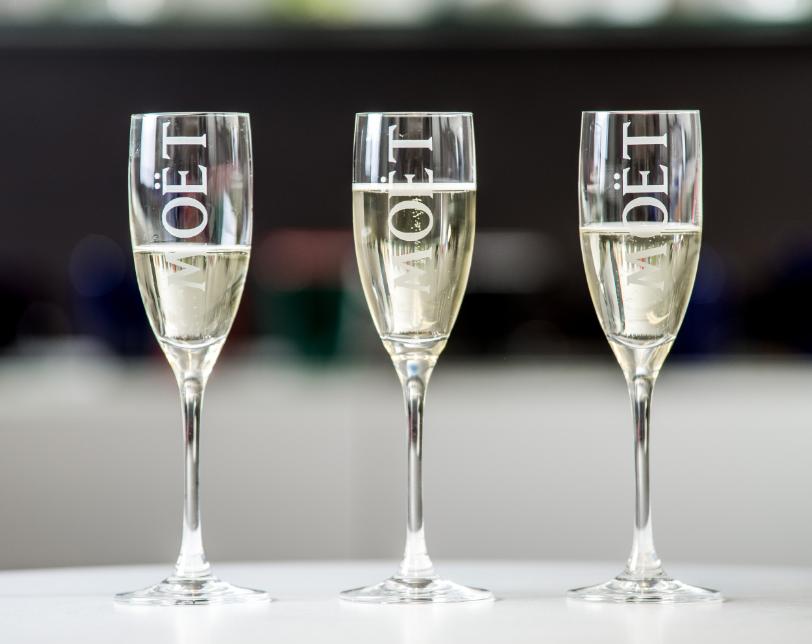 Sektgläser bedrucken, Champagnergläser