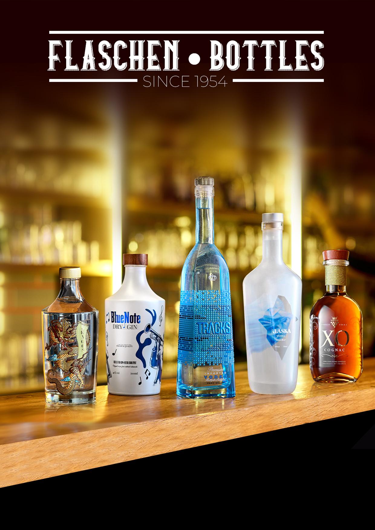 Flaschen, Bottles, bedruckte Flaschen, Flaschen bedrucken