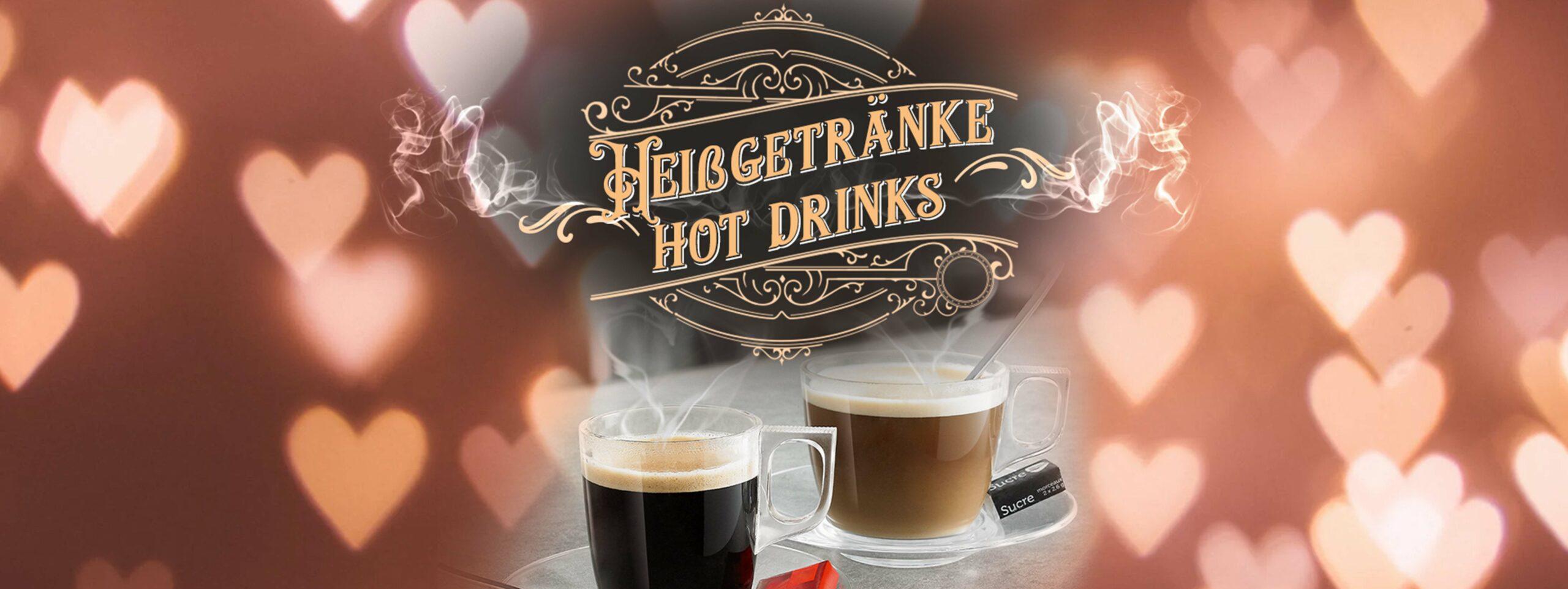 Tassen, Glastassen Kaffeebecher