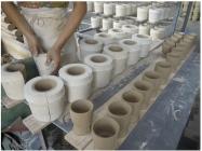 Keramik Herstellung
